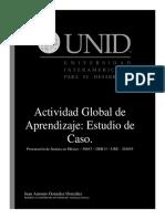 Actividad Global de Aprendizaje - Procuración de Justicia en México