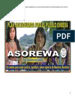 Plan de Salvaguardia Embera Orewa