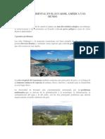 Impacto Ambiental en El Ecuador