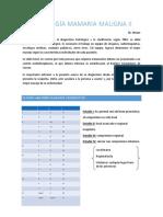 36-CIRU-Patología Mamaria Maligna II