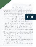 Funciones-Ejercicios Propuestos PDF