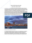 Mar Nube Versus Panza Burro. Gran Canaria Fábrica de nubes
