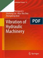Vibration of Hydraulic Machinery