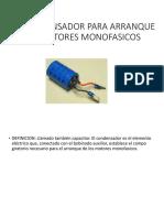 Condensador Para m2