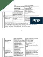 Evaluarea Initiala-planificarea Activitatilor Comune Si Pe Centre de Interes