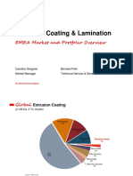 DOW Extrusion Coating