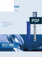 VLT VMT Pump Brochure En