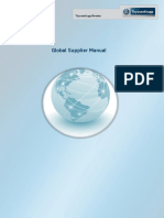 20130724 Global Supplier Manual TKE V2013-02
