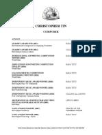 TIN Christopher