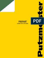 Pro Part Supplement Pm 4651 a Us