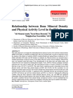 Relationship between Bone Mineral Density and Physical Activity Level in the Elderly.pdf