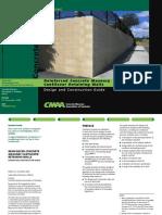 CMAA Wall Design Guide