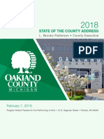 2018 State of the County Address full text