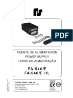 Anleitung FA-540 (2)
