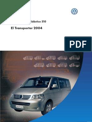 VW T5 T5.1 Guantera interior de goma de inserción