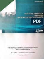 Reabilitação Estética Em Dentes Tratados Endodonticamente Leonardo Muniz - OCR