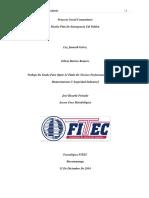 Plan de Emergencias CDI Pablon