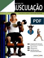 Técnicas de Musculação