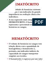 AULA PRÁTICA 8 - Hematócrito e Grupos Sanguineos