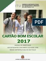 Passe Livre 2017 - Manual