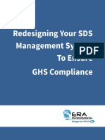 Re-Designing SDS to Ensure GHS Compliance (1)
