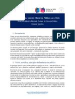Resumen Ejecutivo Estrategia Nacional EP 31Jul2017