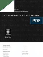 El Manuscrito de Pua Arahoa