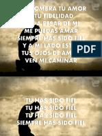 ME ASOMBRA TU AMOR.pptx