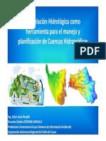 Modelación Hidrológica PDF