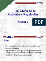 Ses2banca Mercado de Capitales y Regulacion