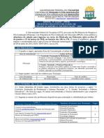 Edital Nº 011_2017 - PPGE - Seleção Mestrado Em Educação - 2018