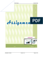 Assignments - UI & UX