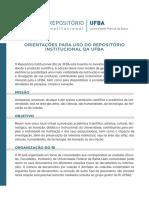 Folder Repositorio Web