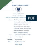 Marketing y Publicidad Pto. de Vista Psicológico