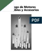 M1479sp Catálogo Motores Sumergibles