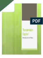 Transmisión Digital I