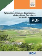 Aplicación del Enfoque Ecosistémico a la Gestión de Corredores en América del Sur