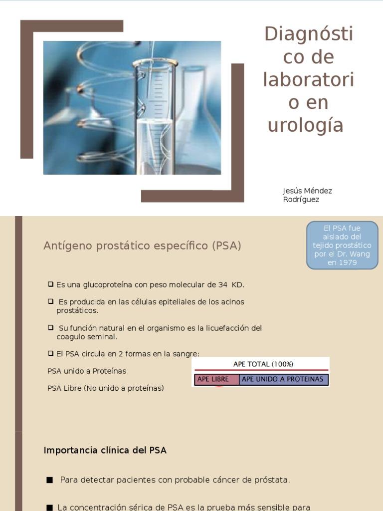 próstata específica antígeno libre de sangre psa 2
