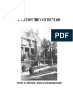 Fullerton, California Historic Properties