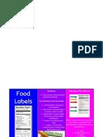 a5 brochure project