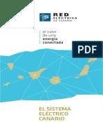 Sistema Eléctrico Canario 2016