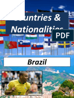 Countries Nationalities Review
