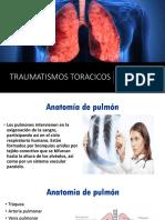 TRAUMATISMOS TORACICOS.pptx