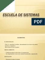 Escuela de Sistemas (1)