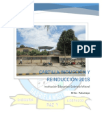 Induccion y Reinduccion 2018