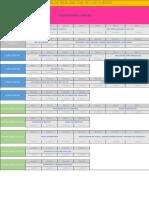 Agenda de Realizacion de Los Cursos.pdf Tic