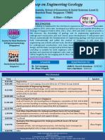 Workshop on Engineering Geology 2017_Flyer