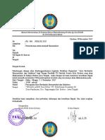 Contoh Surat Permohonan Narasumber Pelatihan
