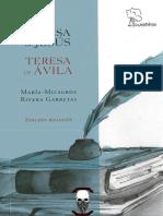 María Milagros Garretas-Teresa de Jesús
