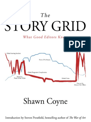 The Story Grid | Detective Fiction | Publishing